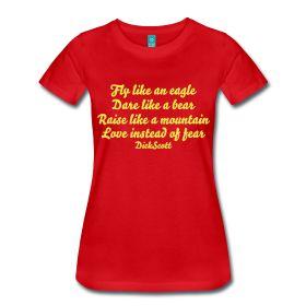 Women's Girlie Shirt ~ 1854