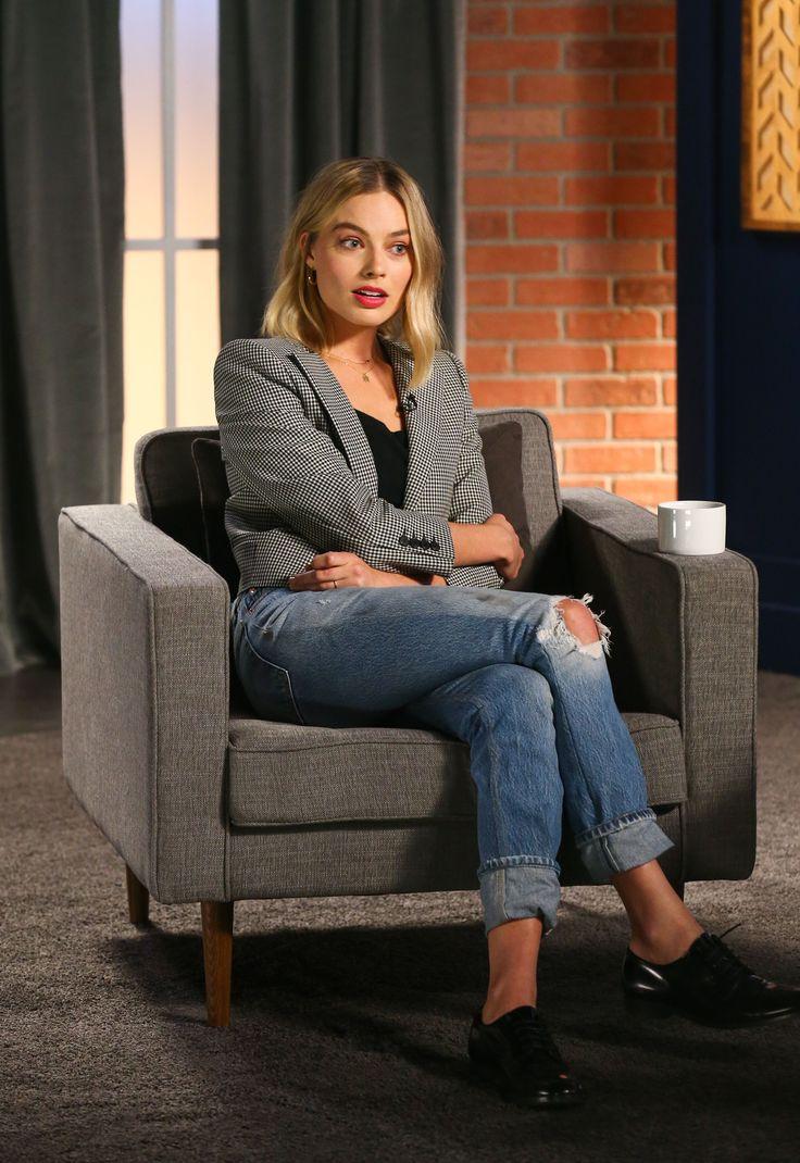 Margot Robbie - Variety Studio: Actors on Actors