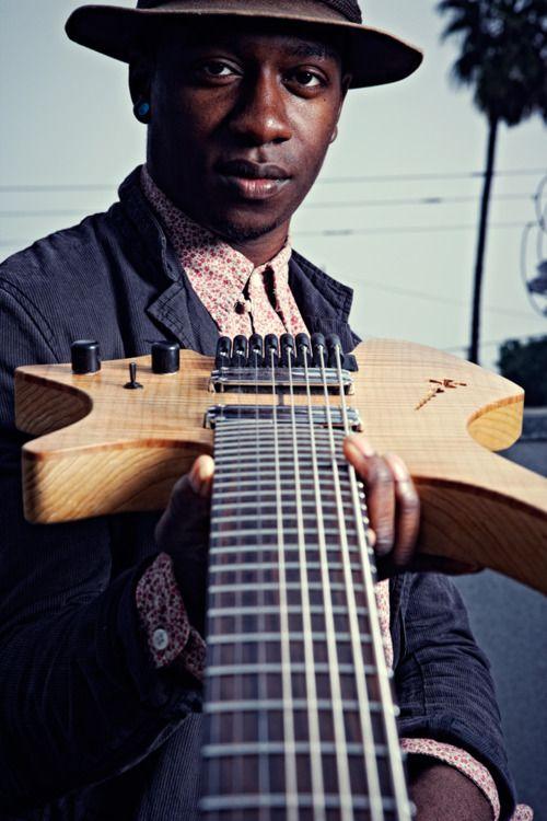 Tosin Abasi - guitarist