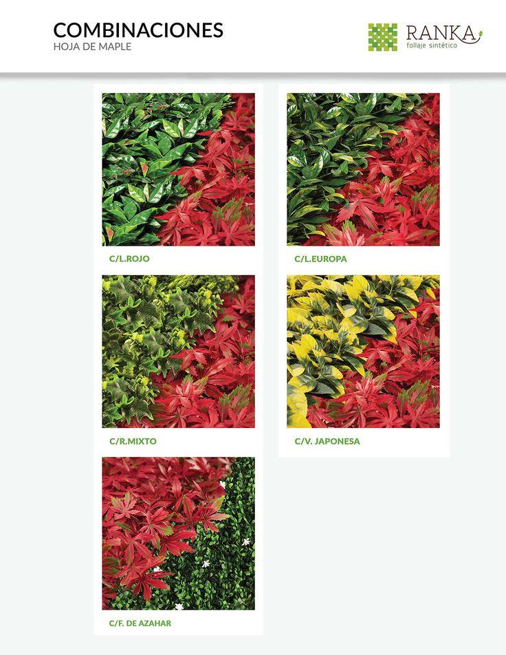 Catalogo RANKA - follaje artificial - enredaderas artificiales - plantas artificiales - jardin vertical artificial - plantas para muro verde - hiedra artificial - arboles artificiales - plantas para muros verdes - flores artificiales - plantas de plastico para muros - jardines verticales df - venta de follaje artificial - arreglos de flores artificiales