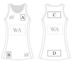 netball uniforms design your own - Google Search
