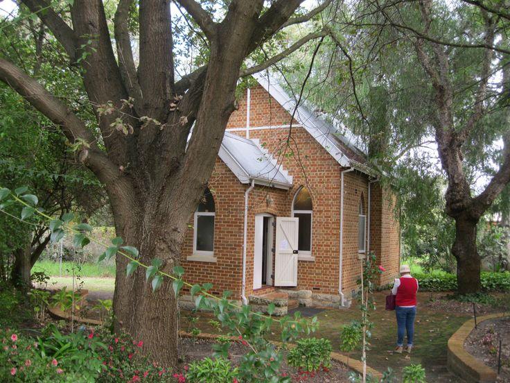 Woodloes Homestead (Church with Chimney),  Woodloes Street, Cannington