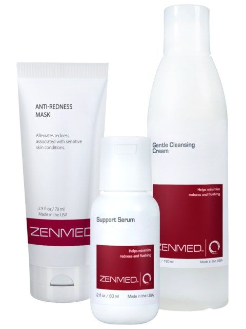 ZENMED Review – Products to Calm Red, Irritated Skin