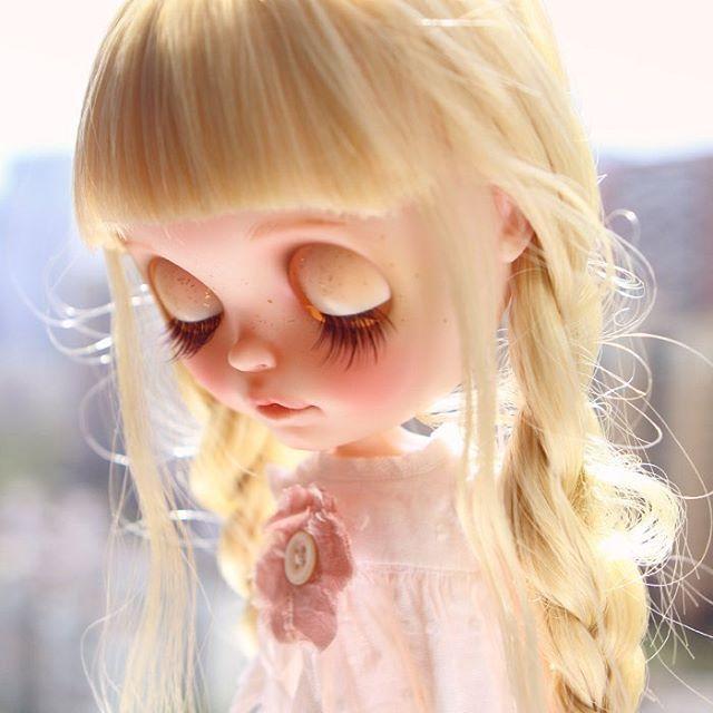 #pennyprecious #blythe #customblythe #blythecustom #doll #k07 #k07doll