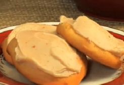 Miller Haus Sour Cream Cookies have been made famous by Lee Ann Miller in her Bed and Breakfast in Ohio's Amish Country. Try them for yourself with this recipe. For more Amish Country recipes, check out Recipes.OhiosAmishCountry.com ! #Amish #Ohio #Recipes