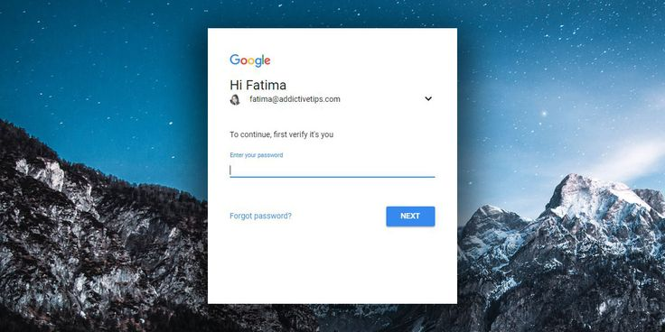 How To Identify A Fake Google Login Form [Chrome]