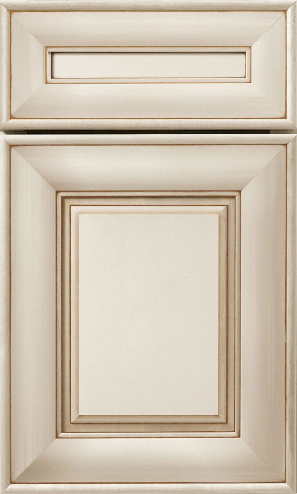 Laureldale diamond cabinetry lowes coconut off white for Almond colored kitchen cabinets