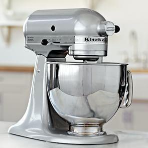 KitchenAid® Artisan Stand Mixer #Williams Sonoma