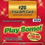 The J.G. Wentworth Company® and New Mexico Lottery Authority Partnership Brings Virtual Gift Card Innovation to Scratch-Off Lottery Category