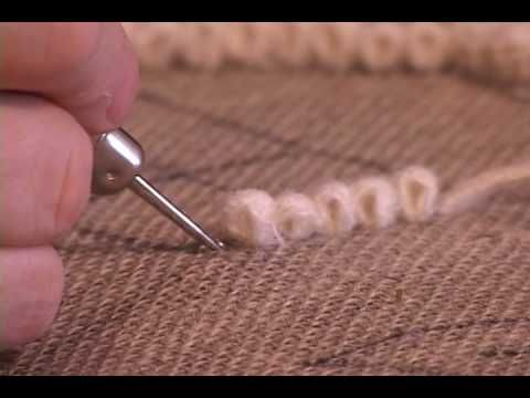 Deanne has a 60 minute How to Hook Rugs video. Here is a free clip from her how to hook rugs video where she shows you how to hook a rug. You can see move vi...