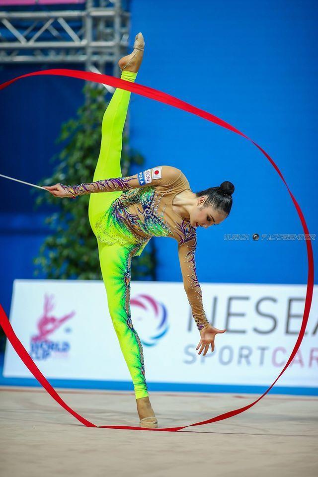 Sakura Hayakawa (Japan), World Cup (Pesaro) 2016