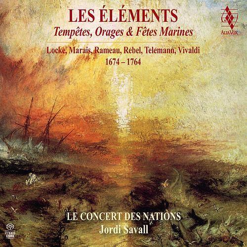 Les Eléments von Jordi Savall