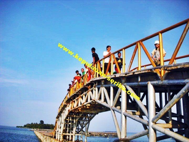 Article History Pulau Seribu
