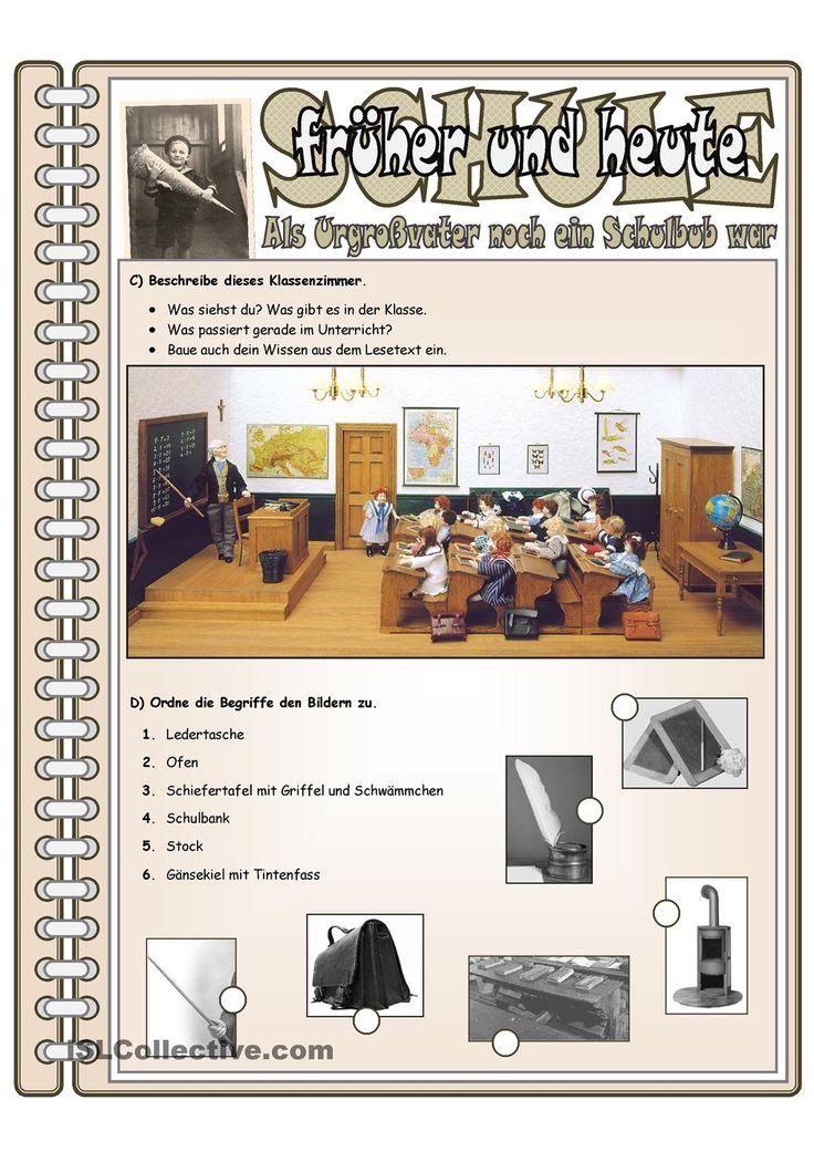 10 besten schule fr her bilder auf pinterest grundschulen sachunterricht grundschule und spanisch. Black Bedroom Furniture Sets. Home Design Ideas