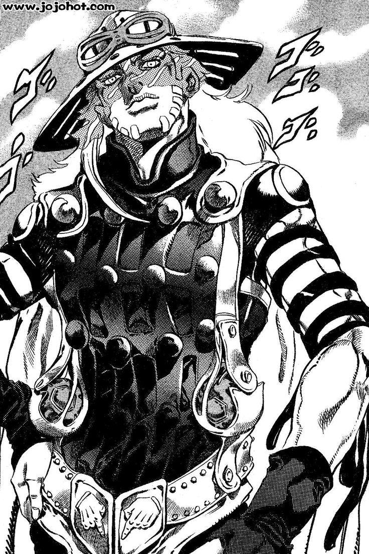 99 best Hirohiko Araki JOJO manga images on Pinterest ...