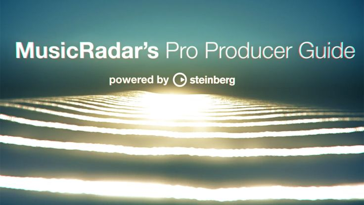 MusicRadar and Steinberg present pro producer guide