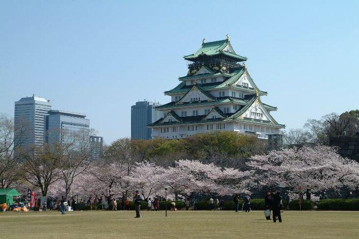 大阪城  Osaka-jo Castle