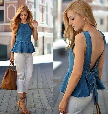 Блузка. Выкройка. / X-Style