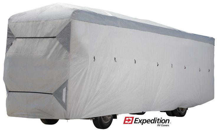 Expedition Class A RV Cover