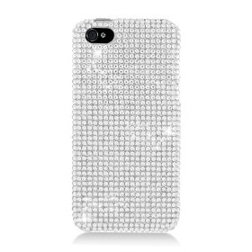 [Buy World] for Iphone 5 Full Diamond Protector Cover ALL Siver $6.39 while supplies last!