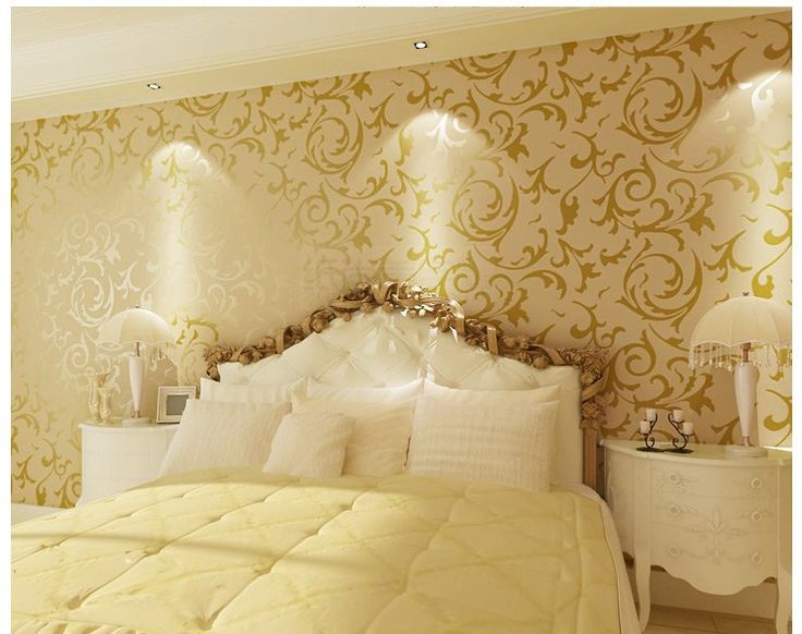 Beautiful Papier Peint Chambre Adulte Romantique Contemporary ...