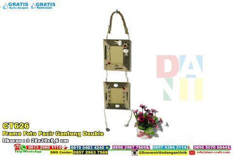 Frame Foto Pasir Gantung Double Hub: 0895-2604-5767 (Telp/WA)frame photo, bingkai foto, bingkai foto pasir gantung, bingkai foto aneka bentuk, bingkai foto gantung double, bingkai foto unik, bingkai foto lucu, bingkai foto cantik #bingkaifoto #bingkaifotocantik #bingkaifotolucu #bingkaifotogantungdouble #framephoto #bingkaifotopasirgantung #bingkaifotounik #souvenir #souvenirPernikahan