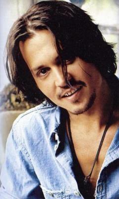 Johnny Depp ~ so cute!