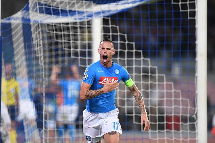 @Napoli #Hamsik #9ine