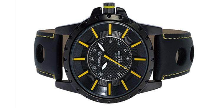 Ανδρικό ρολόι attractive DA18J502Y