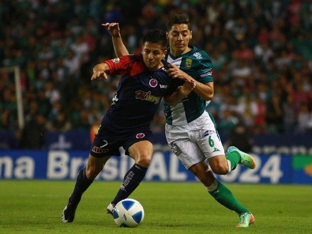 León 0-1 @Jose Luis Torres Martinez Rojos de Veracruz  #Clausura2014 @Liga Zervena Bancomer MX