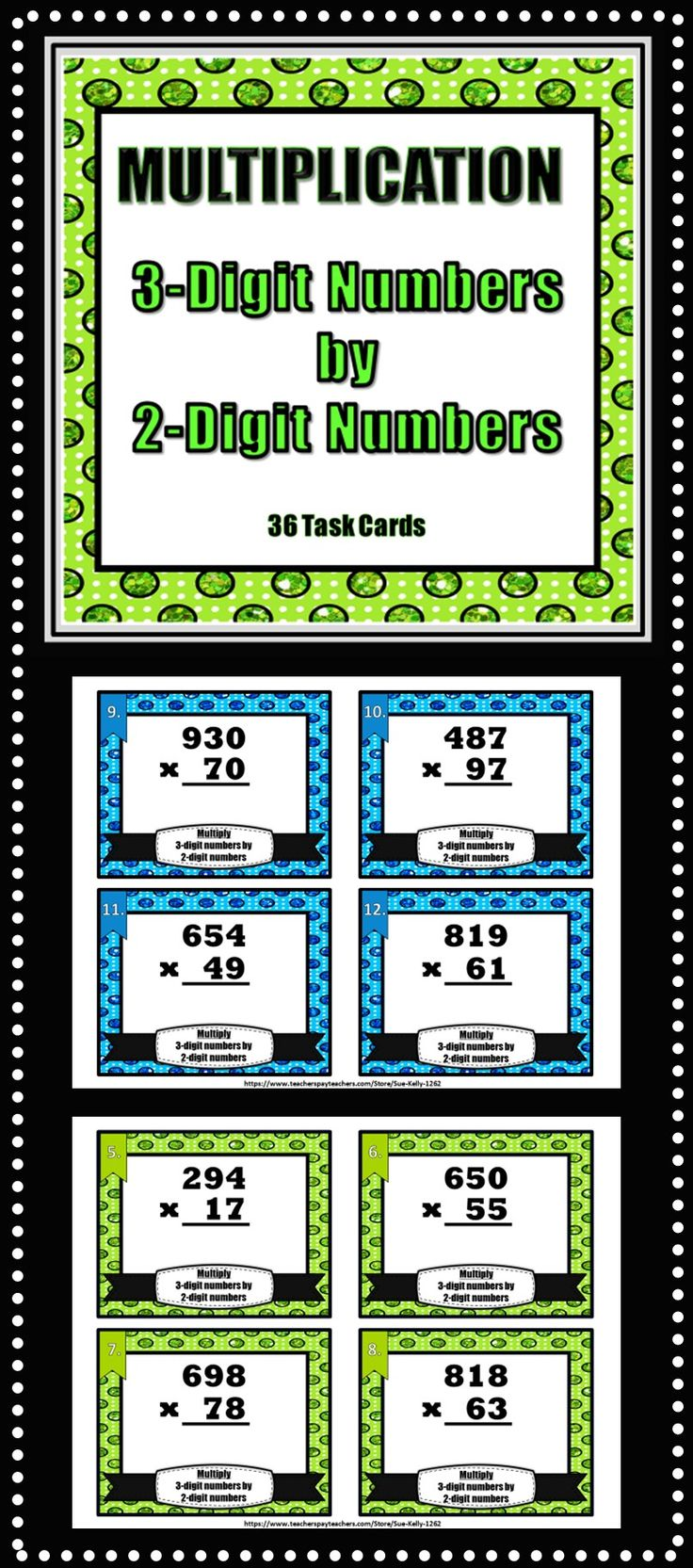 742 best Teaching Multiplication images on Pinterest ...
