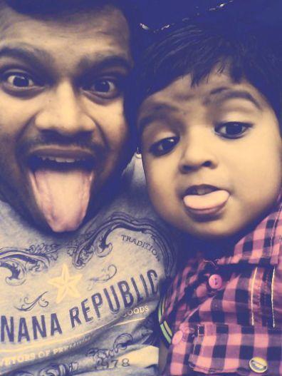 me and my nephew :) #Happy #Halloween
