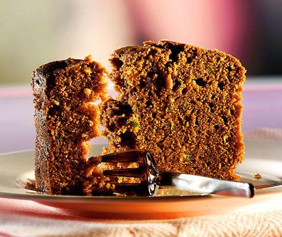 Zucchini-Schokolade-Cake     Betty Bossi