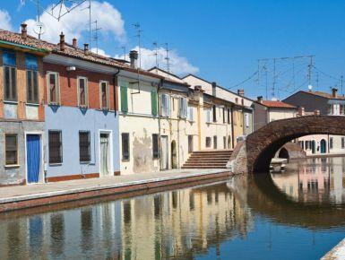 Benvenuti a Comacchio e il Delta del Po!