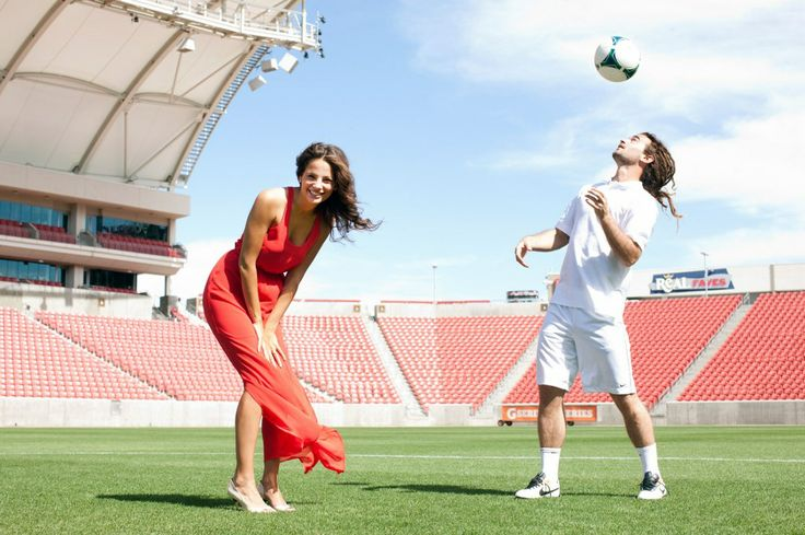 Relationship Goals: Kate Pappas and Kyle Beckerman
