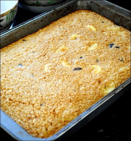 Simple Baked Oatmeal Recipe