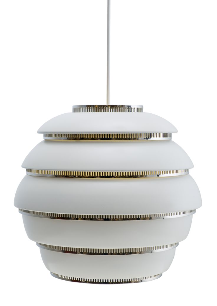 Enjoy Beehive Suspension Lamp And All Artek Collection.