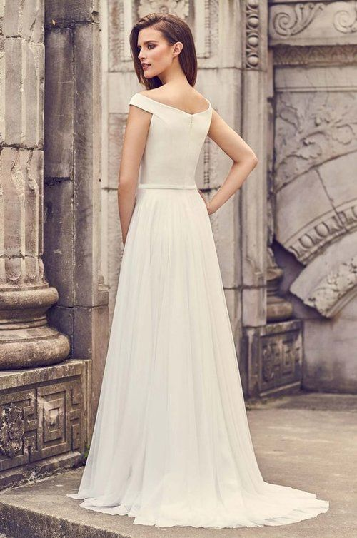 790bc96e0 Try it on at Ellie's Bridal Boutique (Alexandria, VA) – Mikaella 2244