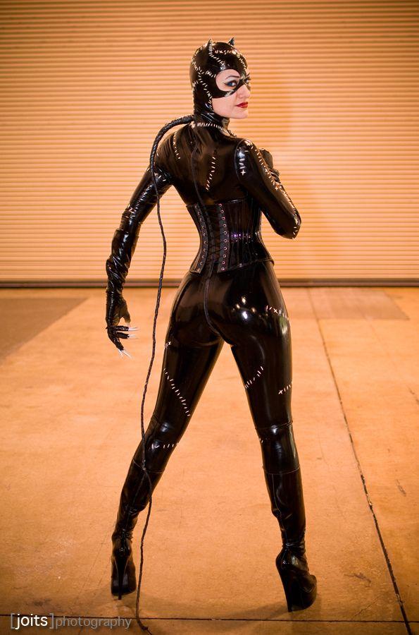 Catwoman, Tim Burton´s Movie Version By Annissë. Event ...