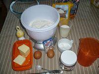 Manidimammacarla: TORTA FIORE DI NUTELLA