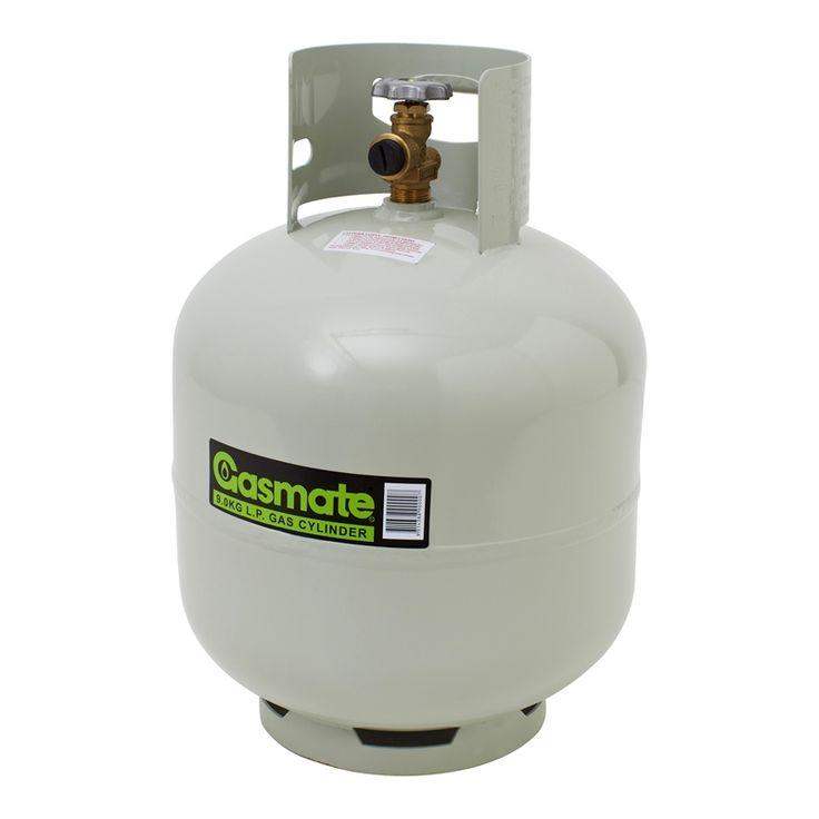 Gasmate 8.5kg LPG Gas Cylinder I/N 3230323