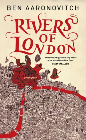 """""""Rivers of London"""", by Ben Aaronovitch - Probationary Constable Peter Grant dreams of being a detective in London's Metropolitan Police. Too bad his superior plans to assign him to the Case Progression Unit, where the biggest threat he'll face is a paper cut. But Peter's prospects change in the aftermath of a puzzling murder, when he gains exclusive information from an eyewitness who happens to be a ghost."""