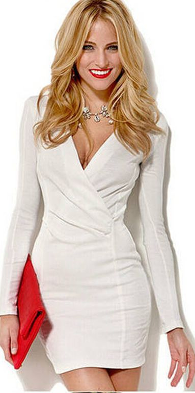21276 white pine dress