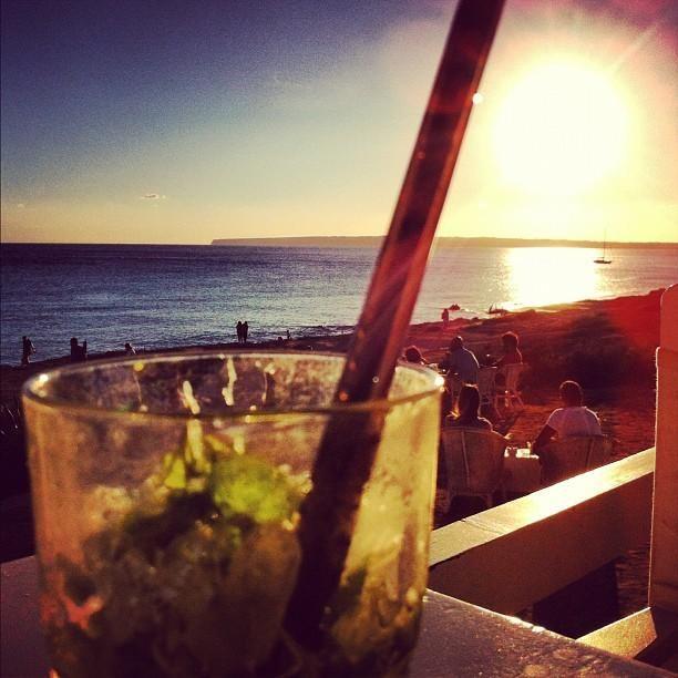 Sunset Mojito @ 10Punto7 Formentera