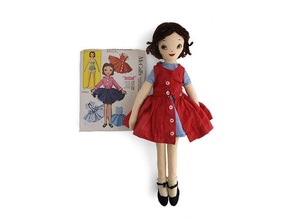 1950s Betsy McCall cloth doll, - Miller's Antiques & Collectables Price Guide