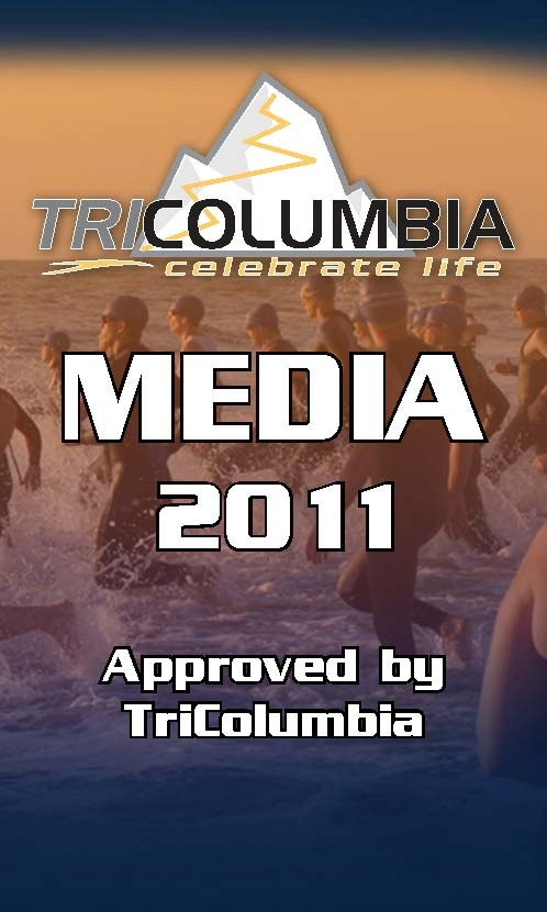 Media Credential for the Columbia Triathlon Association: Columbia Triathlon, Triathlon Association
