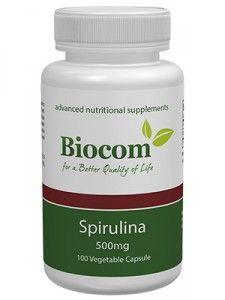 Immunerősítő - Spirulina Alga