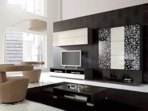Decora o de salas com sof s modernos mesas de jantar for Sofa para sala de tv
