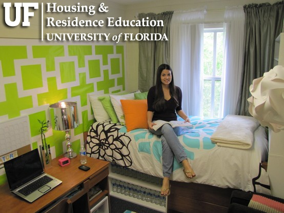 University Of Florida Housing Lakeside Room Uf Dorm