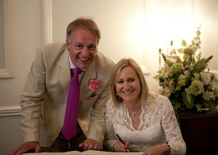 Jeremy and Carol, 13 July 2013
